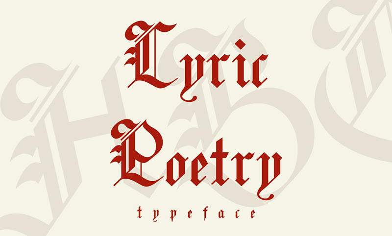 Lyric-Poetry