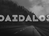 Daidalos-Typeface